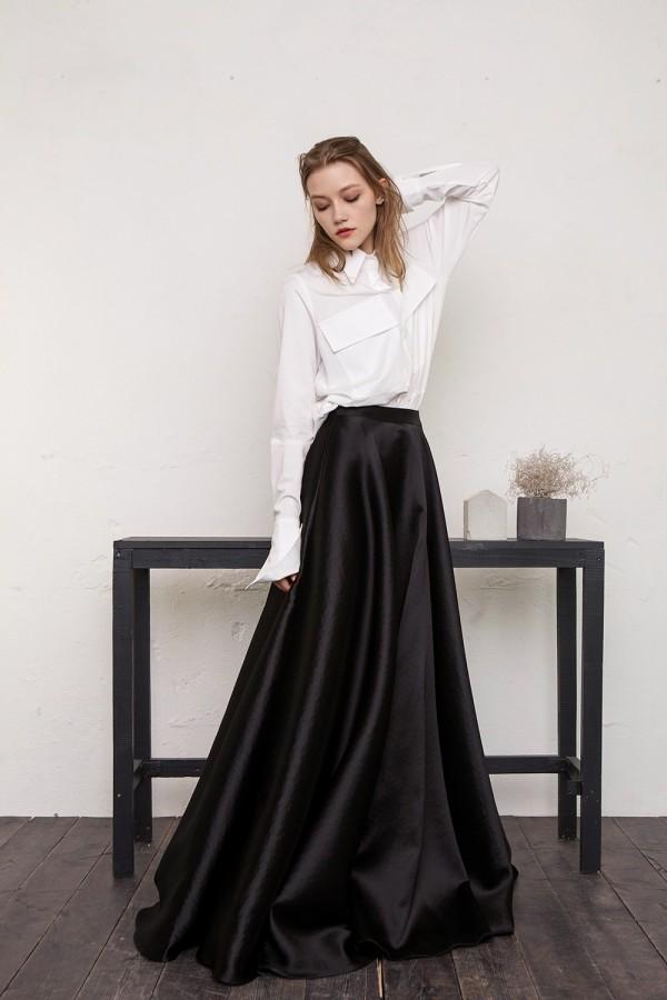 evening long skirt