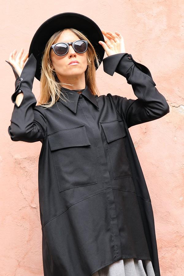 new black shirt Tokio