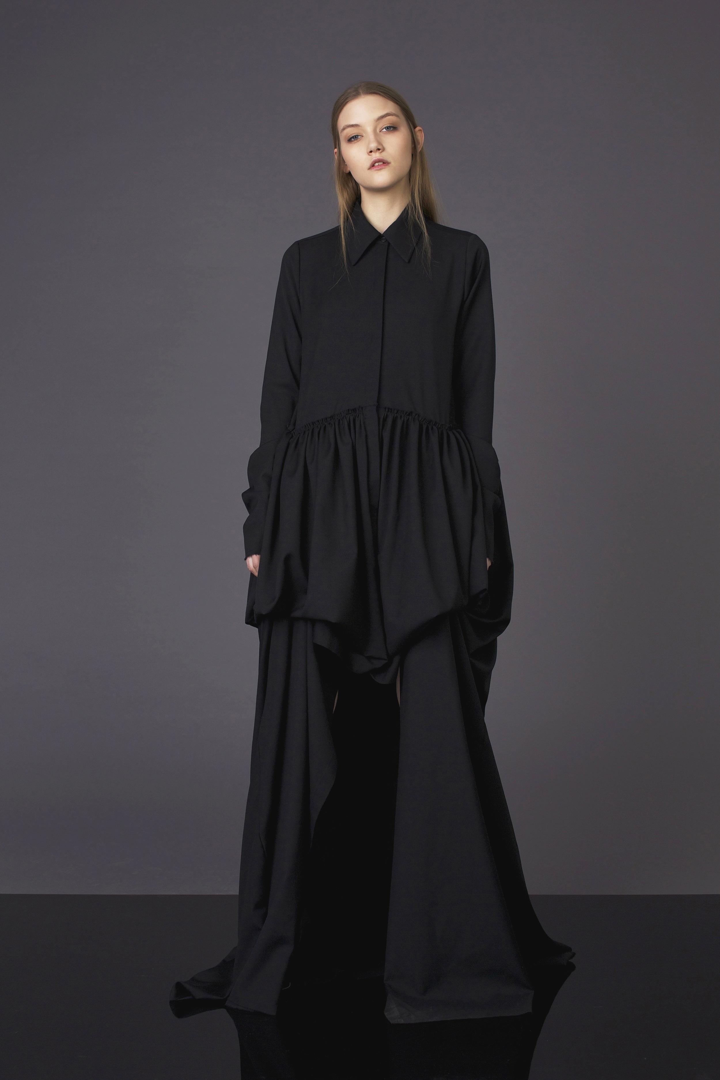 long evening dress - Diana Paukstyte