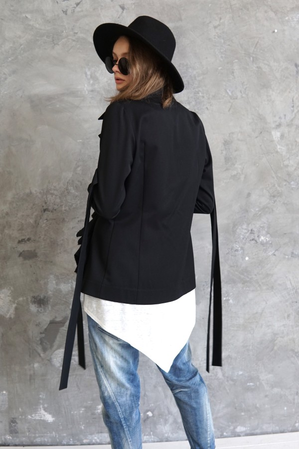 jacket with detail
