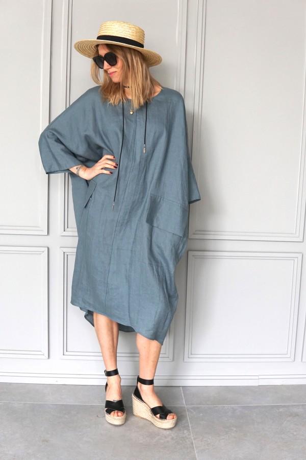 linen dress toronto