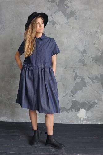 denim dress/shirt