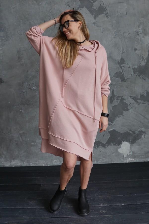 new dress-sweatshirt