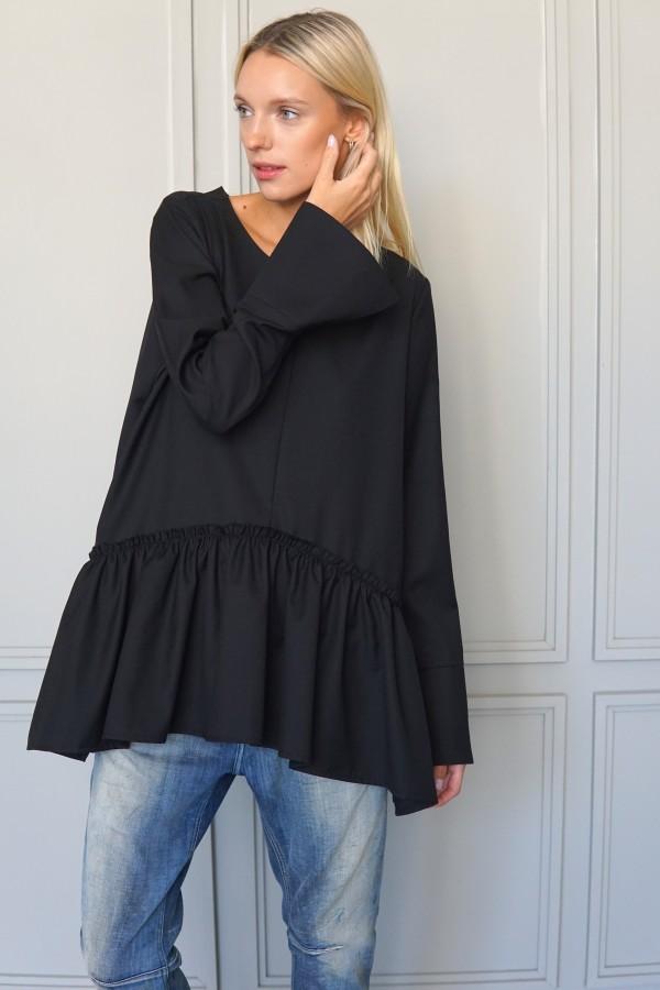 black blouse charlotte
