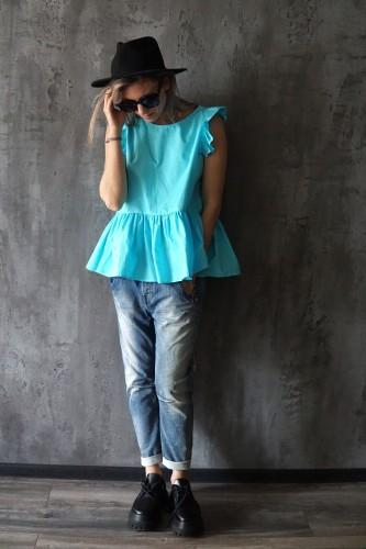 blue blouse monaco