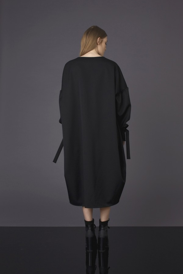 big dress with pocket