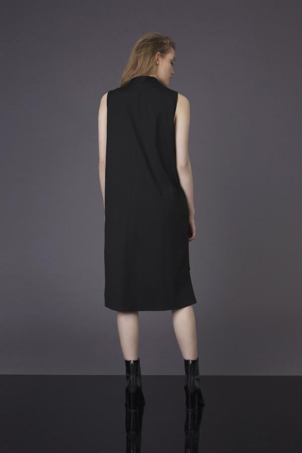 straight silhouette shirt