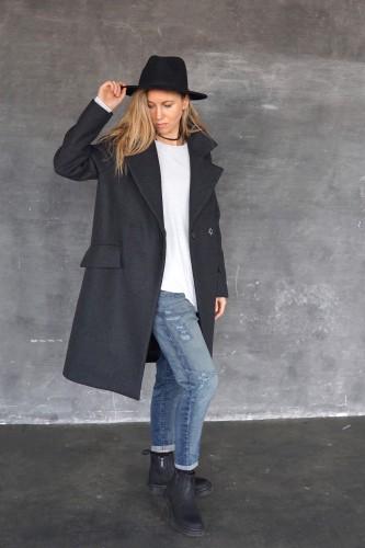 gray coat milan