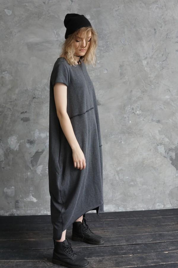 NEW GRAY DRESS